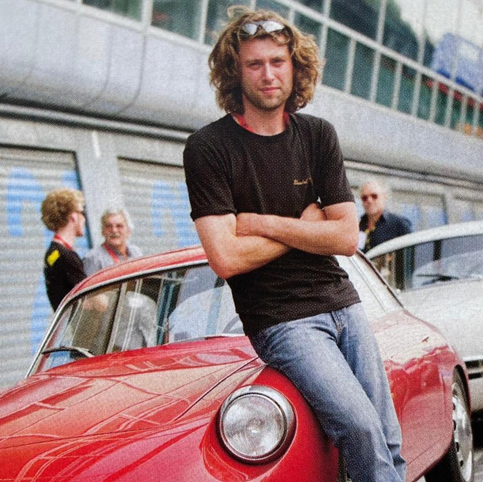 Marc Maas Special Car care Alfa restauratie